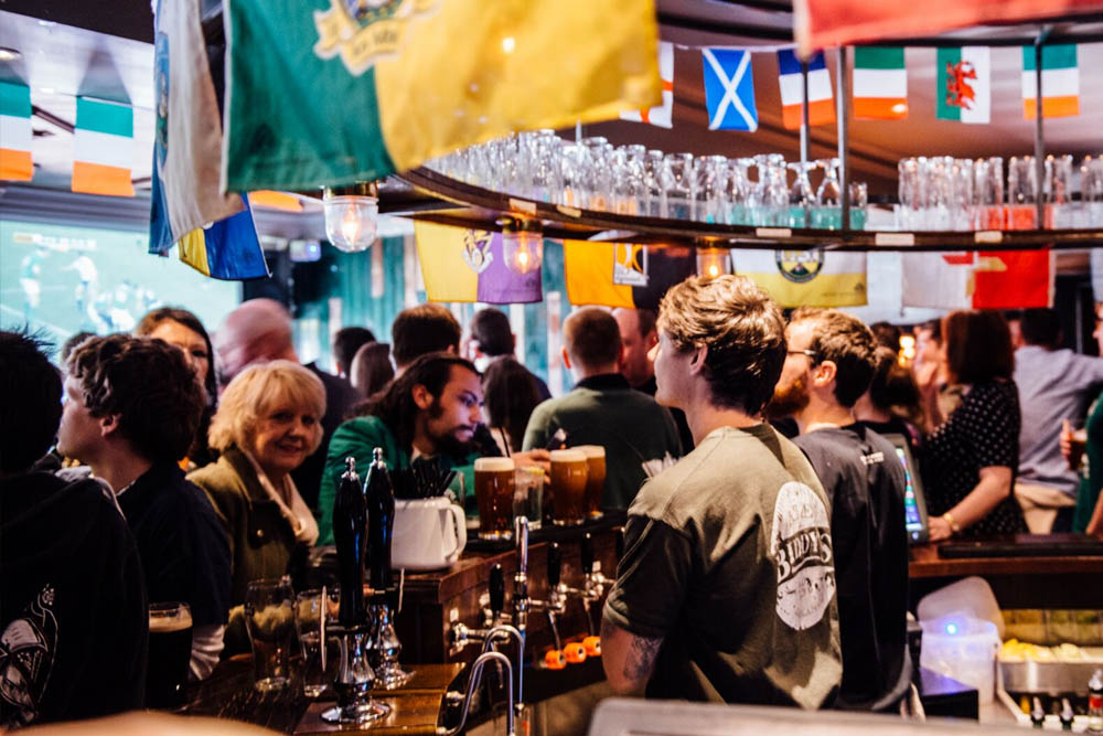 Best Spots To Watch The Rugby World Cup In Edinburgh